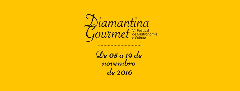 banner evento Diamantina gourmet