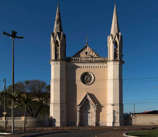 Basílica Sagrado Coração de Jesus Diamantina