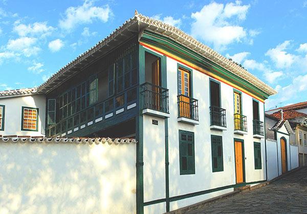 Casa Chica da Silva