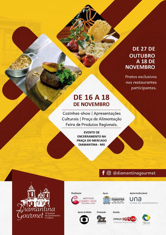 Diamantina Gourmet 2018