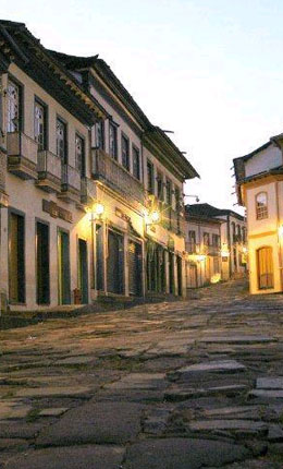 Diamantina Minas Gerais