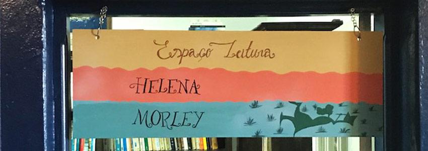 Espaço Leitura Helena Morley