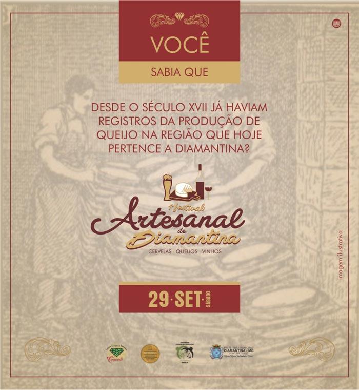 I Festival Artesanal de Diamantina