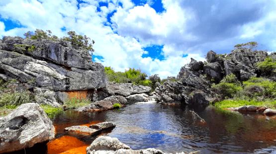 Cachoeiras de Diamantina