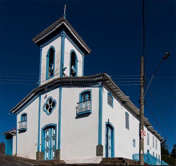 Igreja Nossa Senhora das Mercês Diamantina