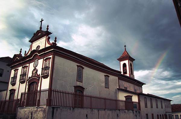 Igreja do Carmo Diamantina