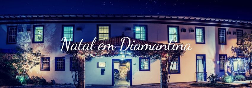 Natal em Diamantina 2019