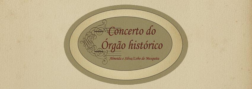 Concerto Orgão Histórico Diamantina