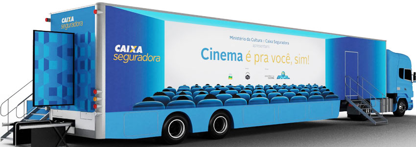 Cinema é para você, sim