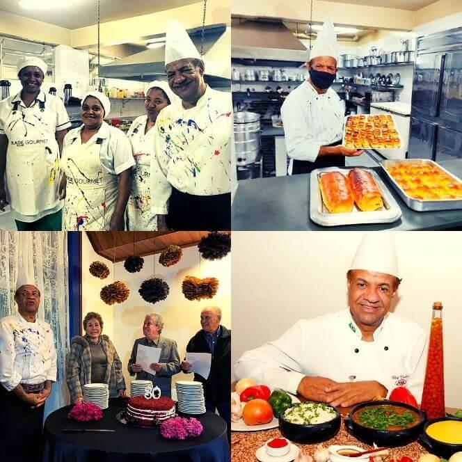 Chef Vandeca - Pousada do Garimpo em Diamantina/MG