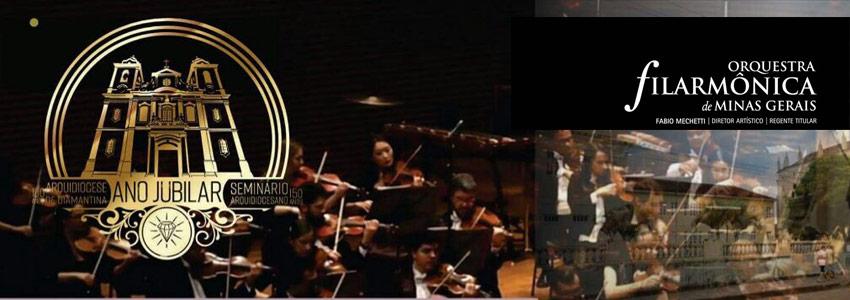 Ano Jubilar e Orquestra Filarmonica
