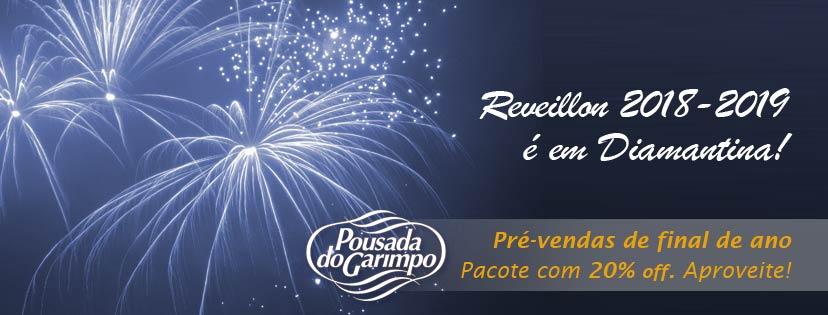 promoção reveillon 2018/2019