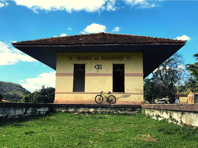 Diamantina a Barão de Guaicuí Bike Tour