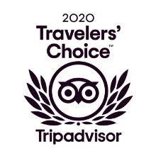 Certificado Excelência Tripadvisor 2020