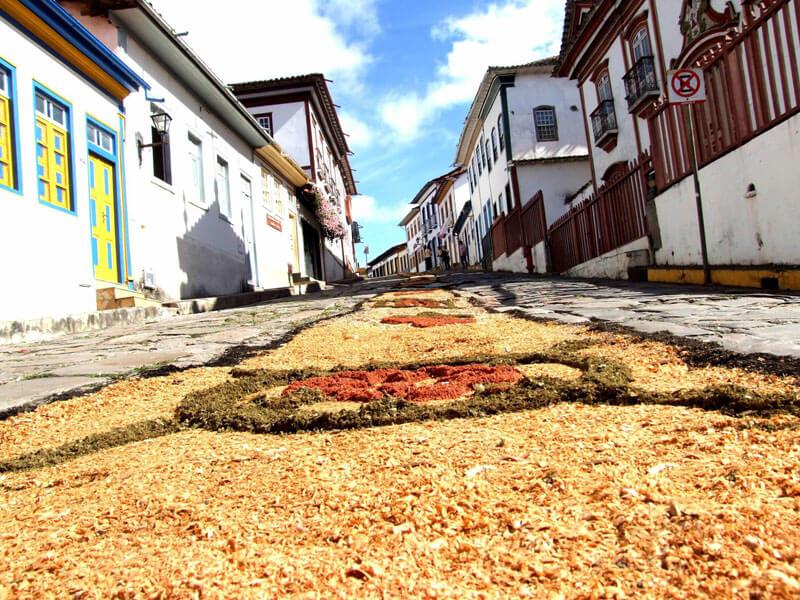 Tapetes de Rua Diamantina