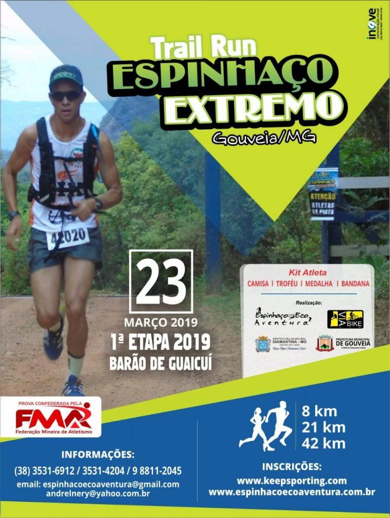 Trail Run Diamantina 2019